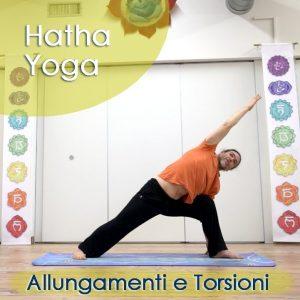 Hatha Yoga: Allungamenti e Torsioni