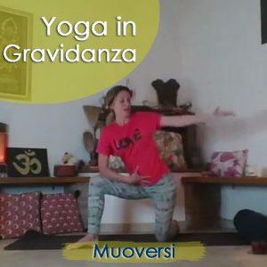 Yoga in Gravidanza: Muoversi
