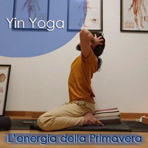 Yin Yoga: L'energia della Primavera