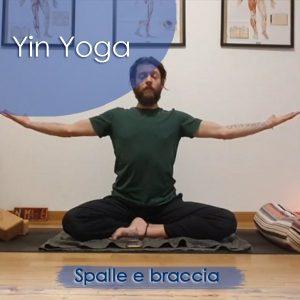 Yin Yoga: Spalle e braccia