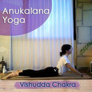 Anukalana Yoga: Vishudda Chakra
