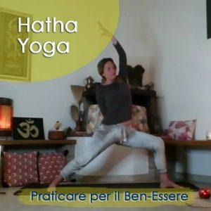 Hatha Yoga: Praticare per il Ben-essere