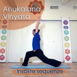Anukalana Vinyasa: Insolite sequenze