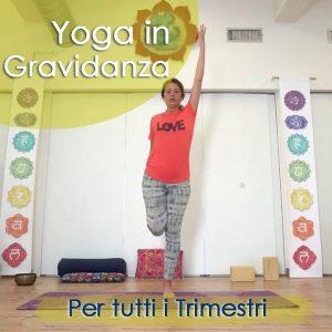 Yoga in Gravidanza: Per tutti i Trimestri