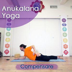 Anukalana Yoga: Compensare