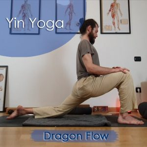 Yin Yoga: Dragon Flow