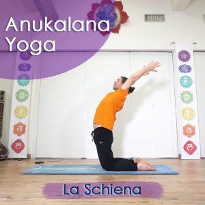Anukalana Yoga: La schiena