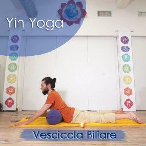 Yin Yoga: Vescicola biliare