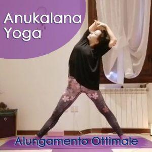 Anukalana Yoga: Allugamento Ottimale