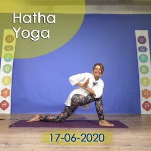Hatha Yoga: 17-06-2020