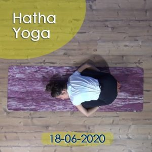Hatha Yoga: 18-06-2020