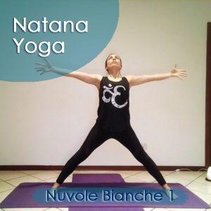 Natana Yoga: Nuvole Bianche 1