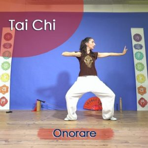 Tai Chi: Onorare