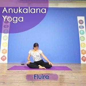 Anukalana Yoga: Fluire
