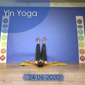 Yin Yoga: 24-06-2020