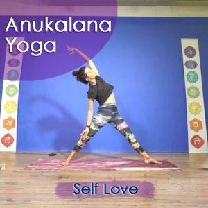 Anukalana Yoga: Self Love
