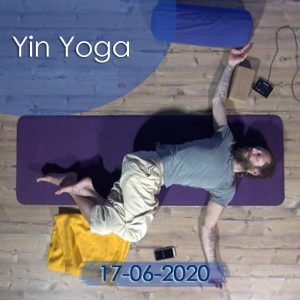 Yin Yoga: 17-06-2020