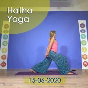 Hatha Yoga: 15-06-2020