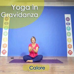 Yoga in Gravidanza: Calore