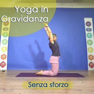 Yoga in Gravidanza: Senza Sforzo