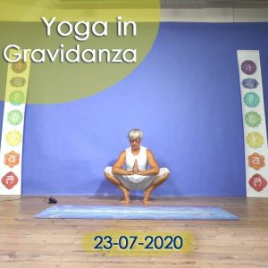 Yoga in Gravidanza: 23-07-2020