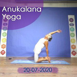 Anukalana Yoga: 20-07-2020