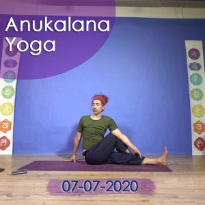 Anukalana Yoga: 07-07-2020