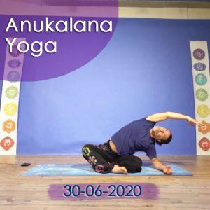 Anukalana Yoga: 30-06-2020