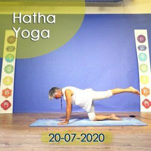 Hatha Yoga: 20-07-2020