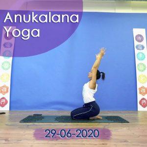 Anukalana Yoga: 29-06-2020
