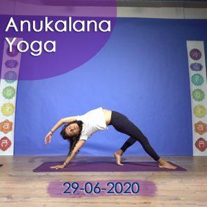 Anukalana Yoga: 29-02-2020
