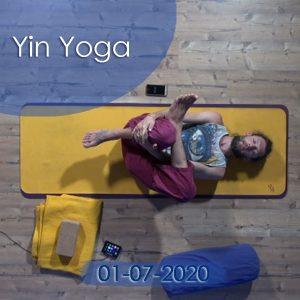 Yin Yoga: 01-07-2020