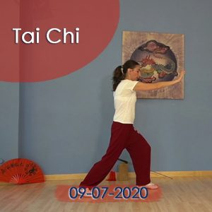 Tai Chi: 09-07-2020