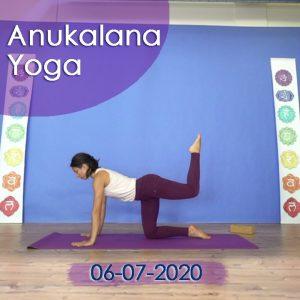 Anukalana Yoga: 06-07-2020