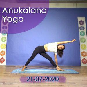 Anukalana Yoga: 21-07-2020