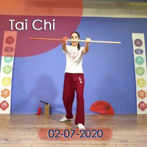Tai Chi: 02-07-2020