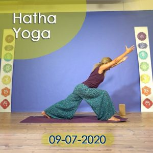 Hatha Yoga: 09-07-2020