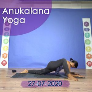 Anukalana Yoga: 27-07-2020