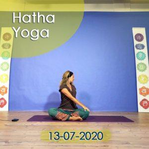 Hatha Yoga: 13-07-2020