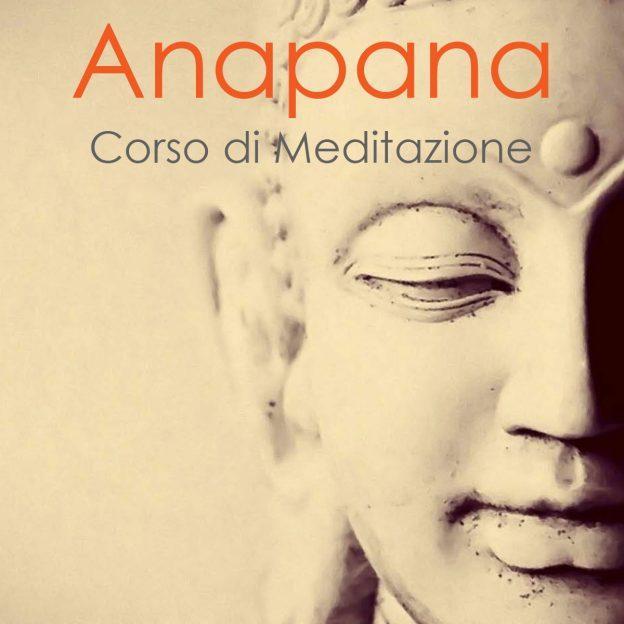 corso di meditazione online sul respiro anapana