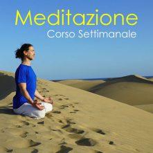 Corso di Meditazione Settimanale