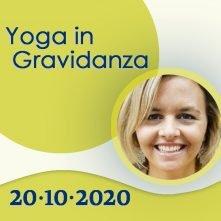 Yoga in Gravidanza: 20-10-2020