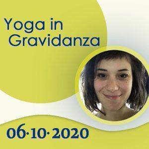 Yoga in Gravidanza: 06-10-2020
