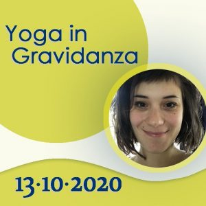 Yoga in Gravidanza: 13-10-2020