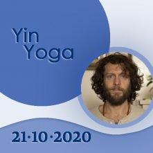 Yin Yoga: 21-10-2020