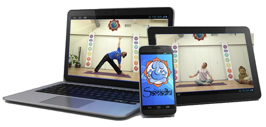 Lezioni Yoga e Meditazione Online
