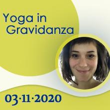 Yoga in Gravidanza: 03-11-2020
