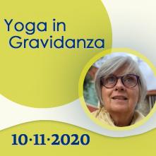 Yoga in Gravidanza: 10-11-2020