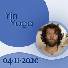 Yin Yoga: 04-11-2020