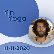 Yin Yoga: 11-11-2020